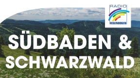 101,1 – Radio Regenbogen Südbaden und der Schwarzwald Logo
