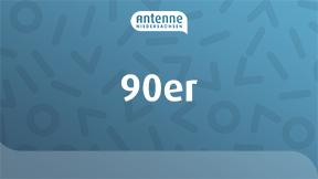 Antenne Niedersachsen 90er Logo