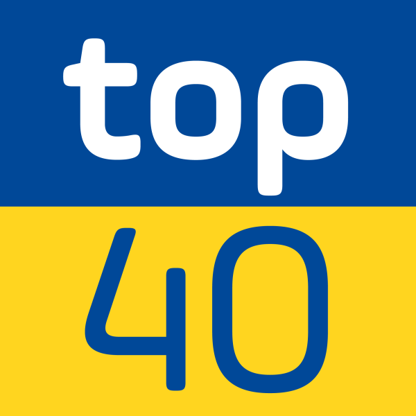 ANTENNE BAYERN Top 40 Logo