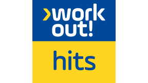 ANTENNE BAYERN Workout Hits Logo