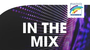 Radio Regenbogen In The Mix Logo