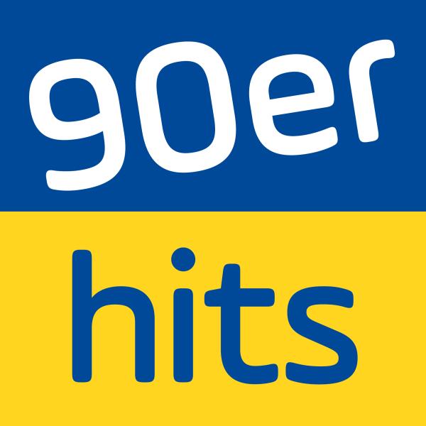 ANTENNE BAYERN 90er Hits Logo