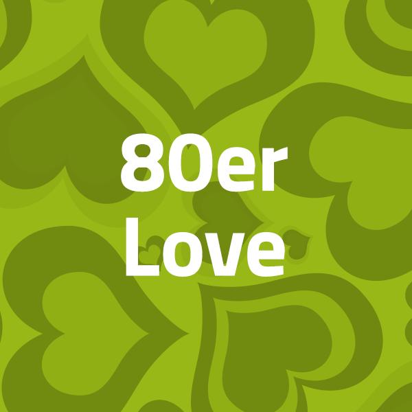 Spreeradio 80er Love Logo