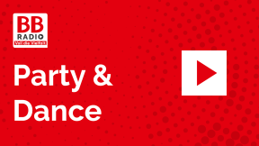 BB RADIO - Party & Dance Logo