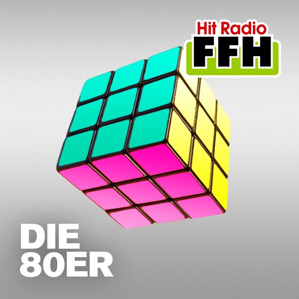 FFH DIE 80ER Logo