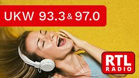 RTL – Deutschlands Hit-Radio 93.3 – 97.0 Logo