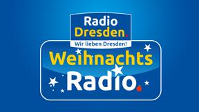 Radio Dresden - Weihnachtsradio Logo
