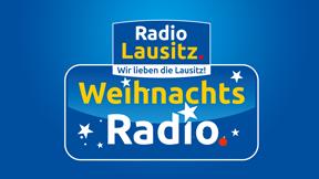 Radio Lausitz - Weihnachtsradio Logo