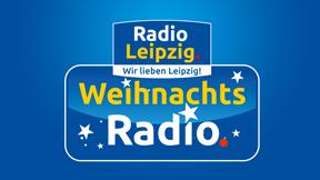 Radio Leipzig - Weihnachtsradio Logo