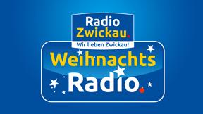 Radio Zwickau - Weihnachtsradio Logo