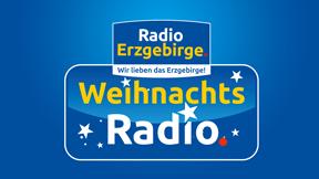 Radio Erzgebirge - Weihnachtsradio Logo