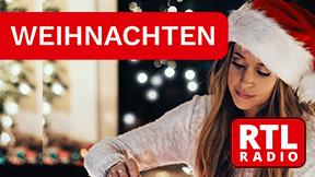 RTL – Weihnachtsradio Logo
