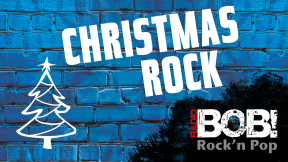 RADIO BOB! - Christmas Rock Logo