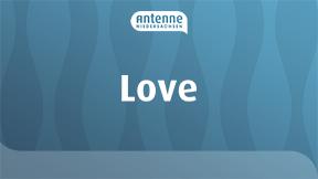 Antenne Niedersachsen Love Logo