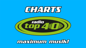 radio TOP 40 Charts Logo