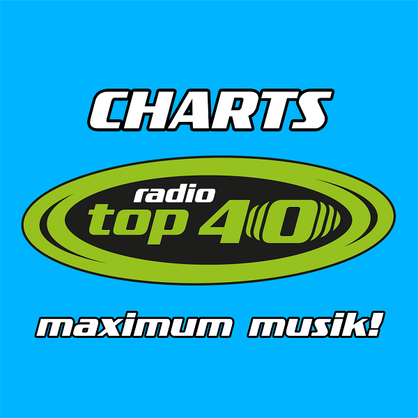 radio TOP 40 Charts Logo
