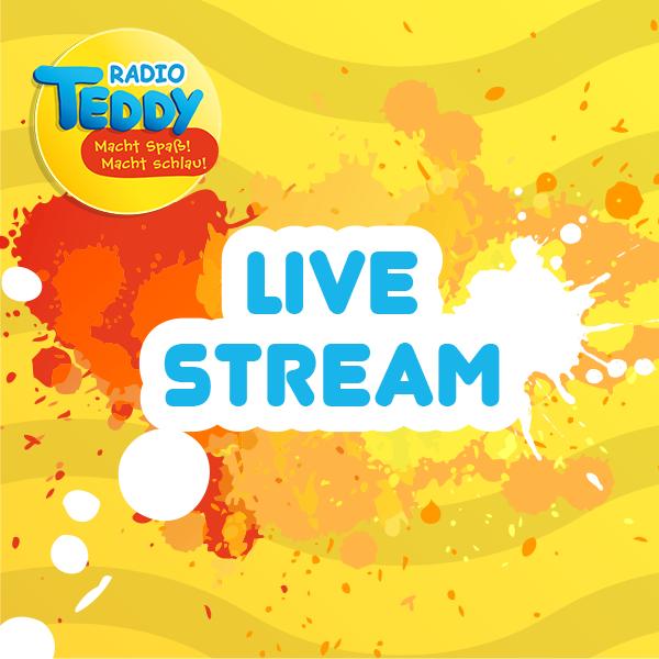 Radio TEDDY LIVE Logo