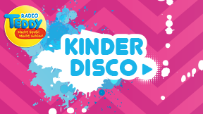 Radio TEDDY - Kinderdisco Logo