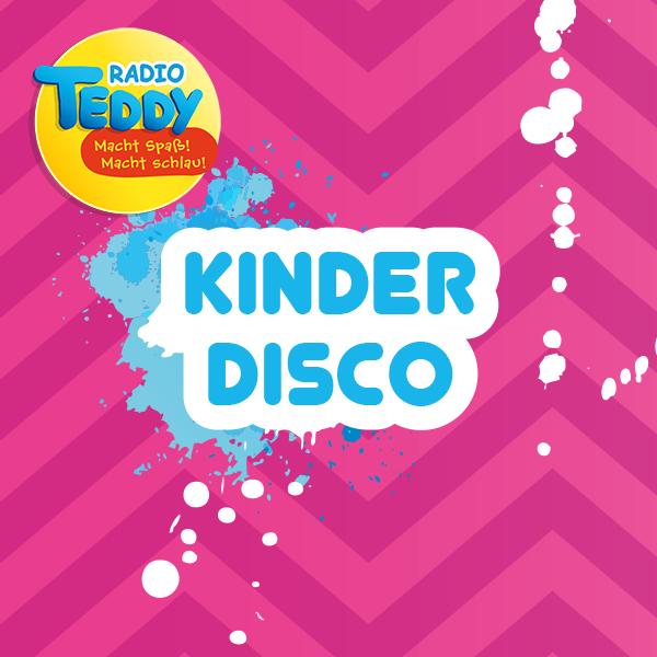 Radio TEDDY - Kinderdisco Logo