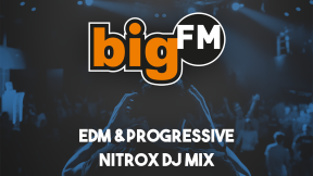 bigFM Nitrox EDM & Progressive Logo