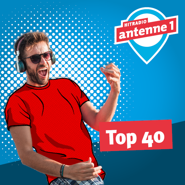 antenne 1 Top40 Logo