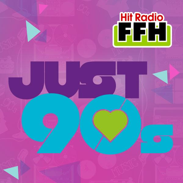 FFH JUST 90s Logo