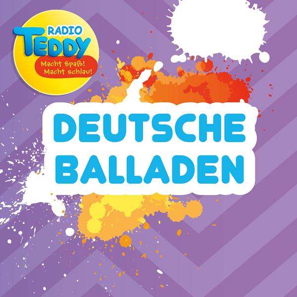 Deutsche Balladen von Radio TEDDY Logo