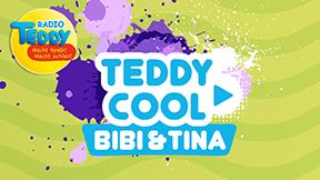 Radio TEDDY - TEDDY Cool - Bibi & Tina Logo