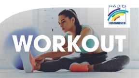 Radio Regenbogen Workout Logo