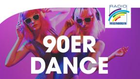 Radio Regenbogen 90er Dance Logo