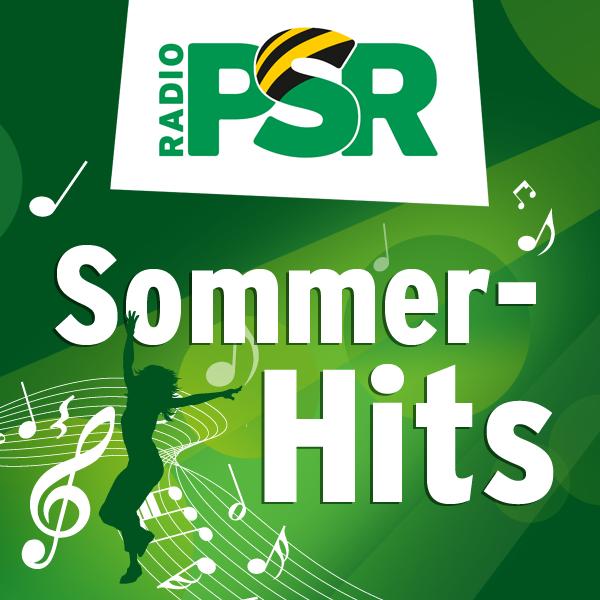 RADIO PSR Sommerhits Logo