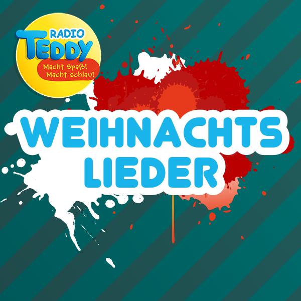 Radio TEDDY WEIHNACHTSLIEDER für Kinder  Logo