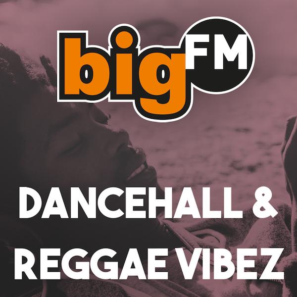 bigFM Dancehall & Reggae Vibez Logo