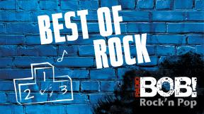 RADIO BOB! - Best of Rock  Logo