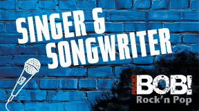 RADIO BOB! - Singer & Songwriter Logo