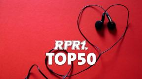 RPR1. Top 50 Logo