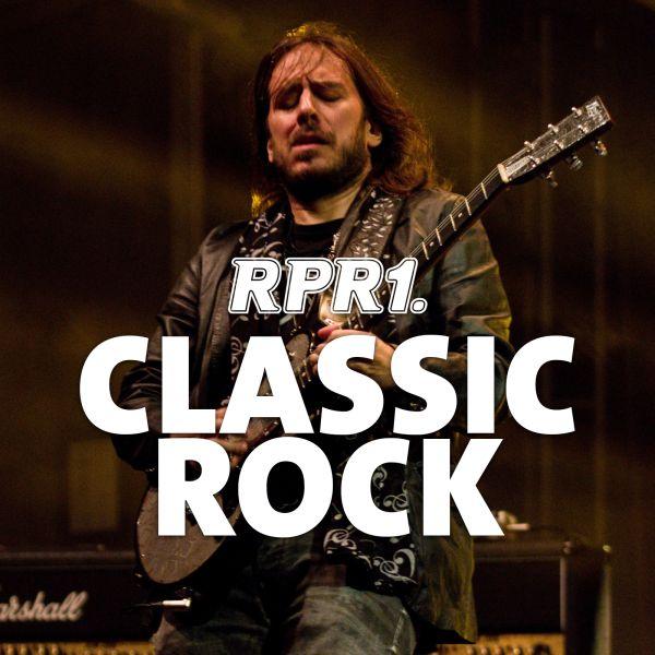 RPR1. Classic Rock Logo