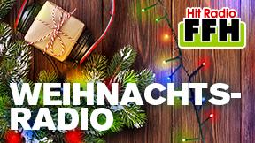FFH WEIHNACHTSRADIO Logo
