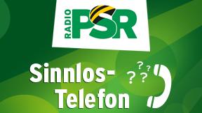 RADIO PSR Sinnlos Telefon Logo