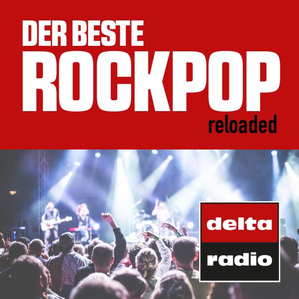 delta radio Der bester RockPop reloaded Logo