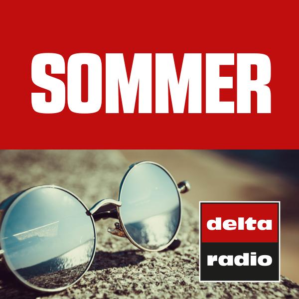 delta radio Sommer Logo