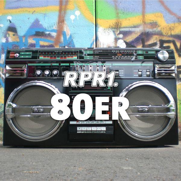 RPR1. 80er Logo