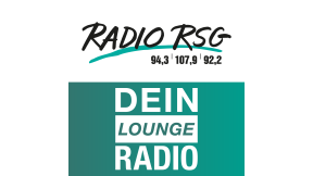 Radio RSG Lounge Radio Logo