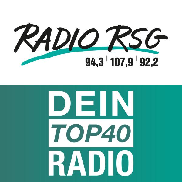 Radio RSG Top40 Radio Logo