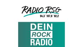 Radio RSG - Dein Rock Radio Logo