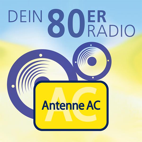 Antenne AC - 80er Radio Logo