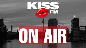 98.8 KISS FM BERLIN Logo