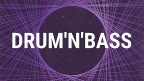 sunshine live - Drum'n'Bass Logo