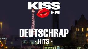 KISS FM - DEUTSCHRAP HITS Logo