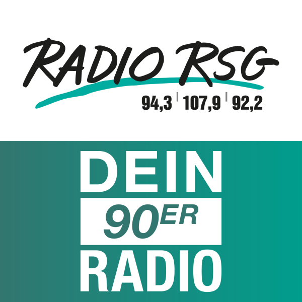 Radio RSG  90er Radio Logo